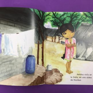 Cuento infantil sobre Isabel Martín