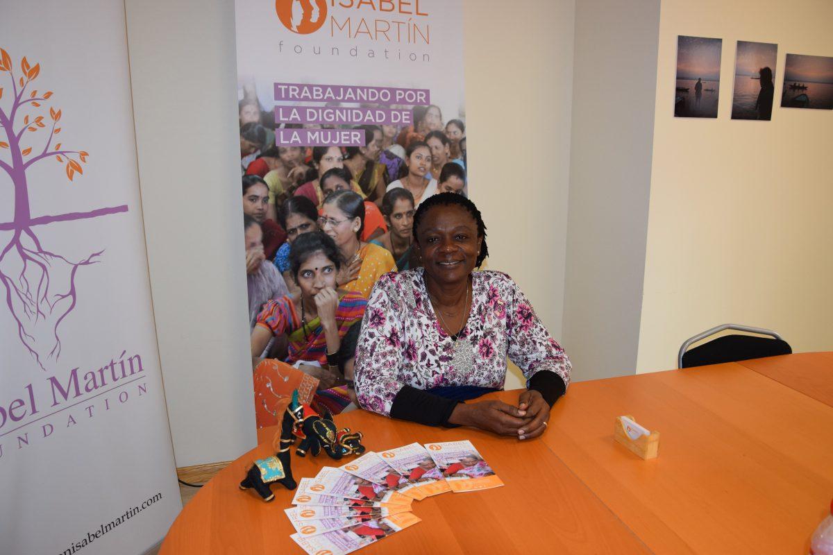 Entrevista a Jeannette Makenga, misionera en Venezuela