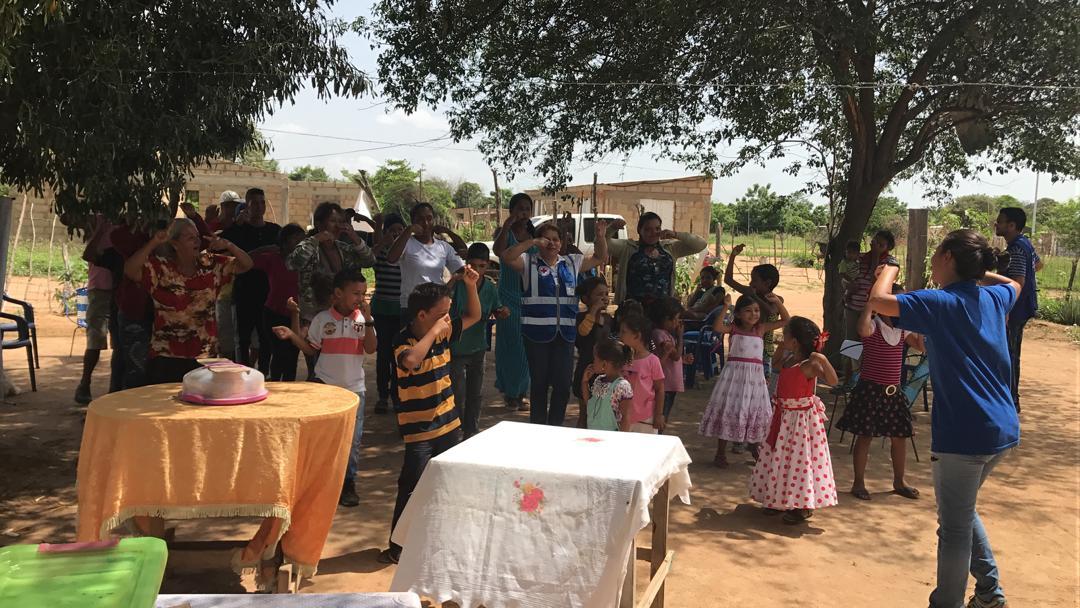 Venezuela con talleres