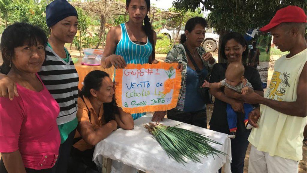 Cosecha en Venezuela