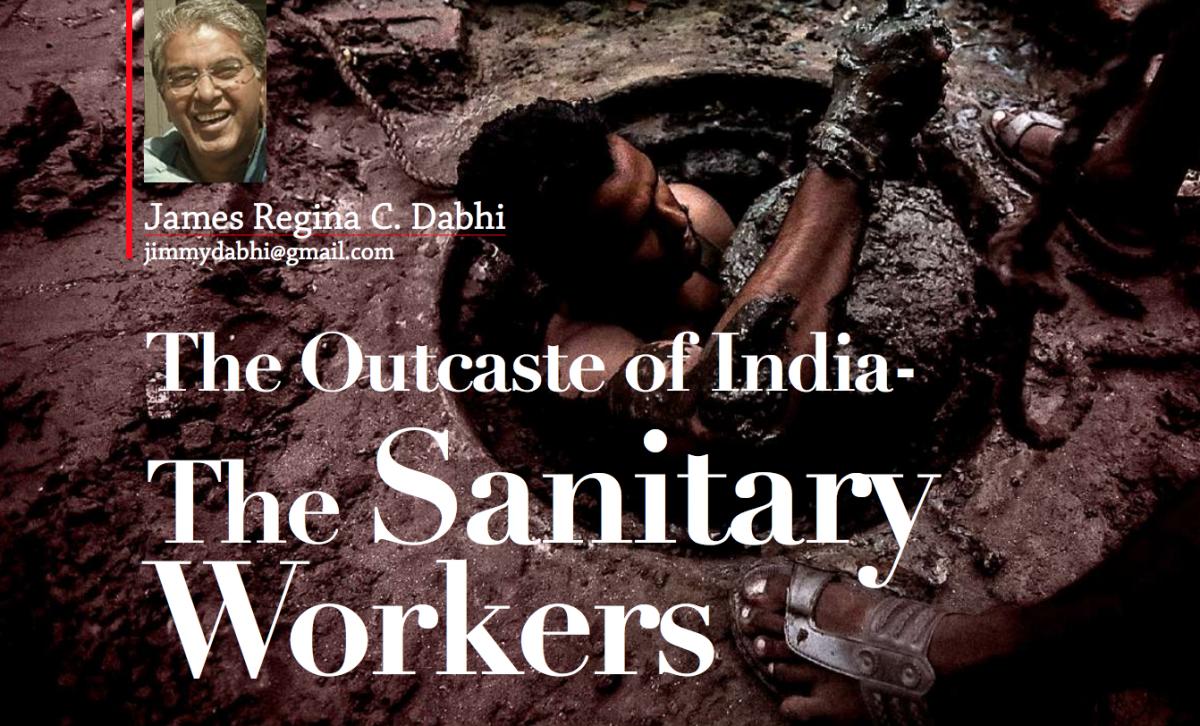 La realidad de los Valmiki (limpiadores de letrinas) en India