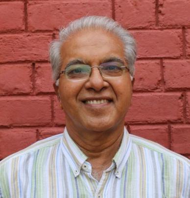 James Regina C. Dabhi, Director adjunto del Centro de Cultura y Desarrollo del Campus del Instituto Técnico Xavier en Vadodara, India.