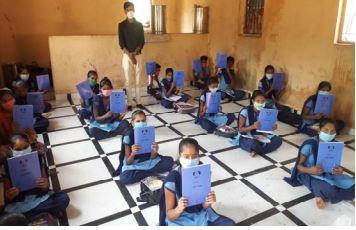 Avehi Abacus, un ejemplo de acompañamiento a la infancia en tiempos de COVID-19 en el Maharashtra, India.