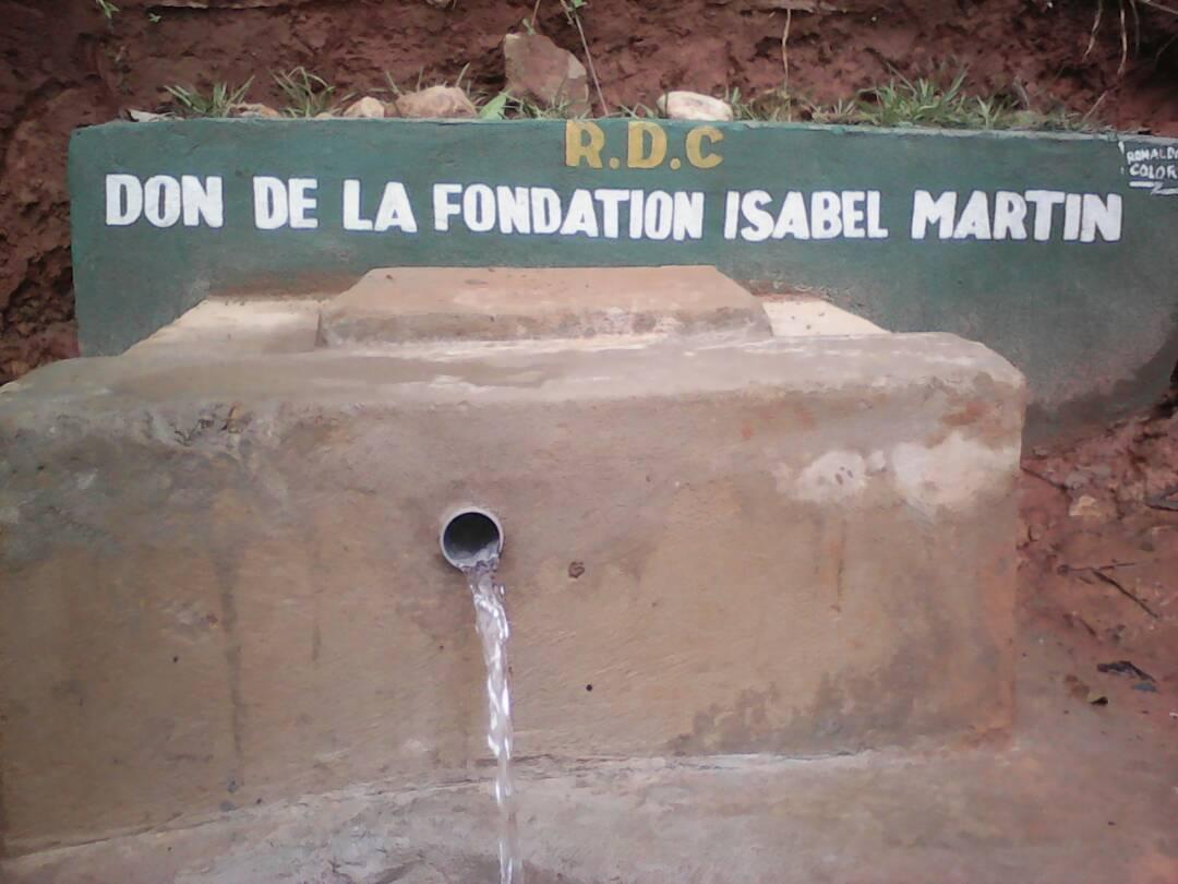 Apoyamos el proyecto por la salud pública en Malembe, R.D. Congo